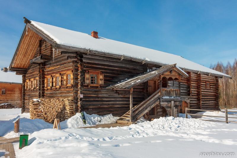 Дом Н.М. Юрова, Семёнково