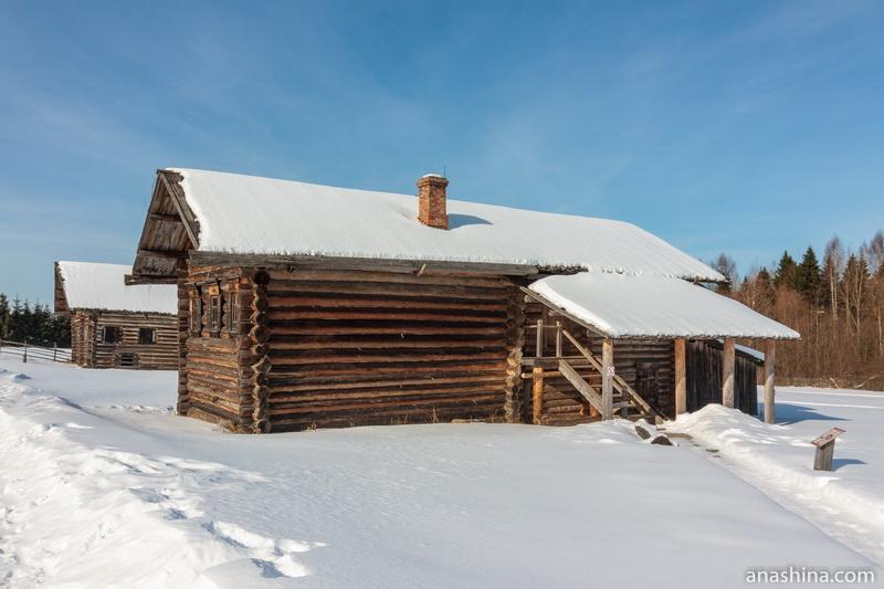 Дом Е.Д.Слободиной, Семёнково