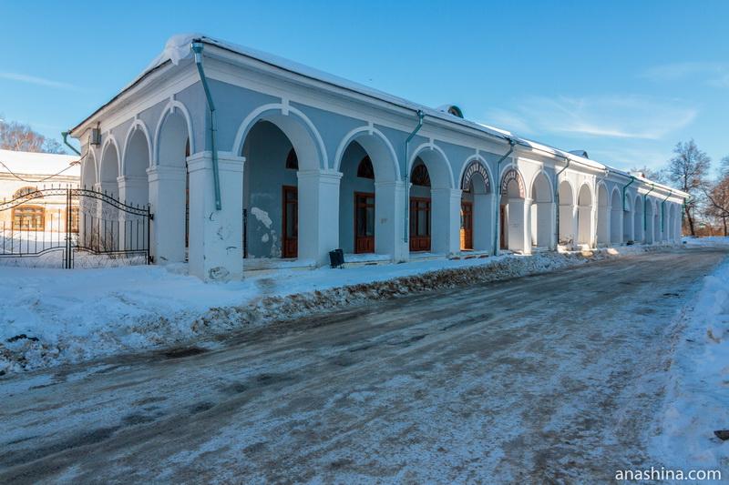 Гостиный двор, Ростов Великий