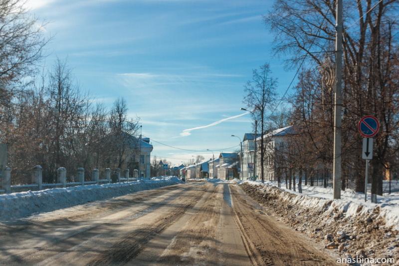Ленинская улица, Ростов Великий