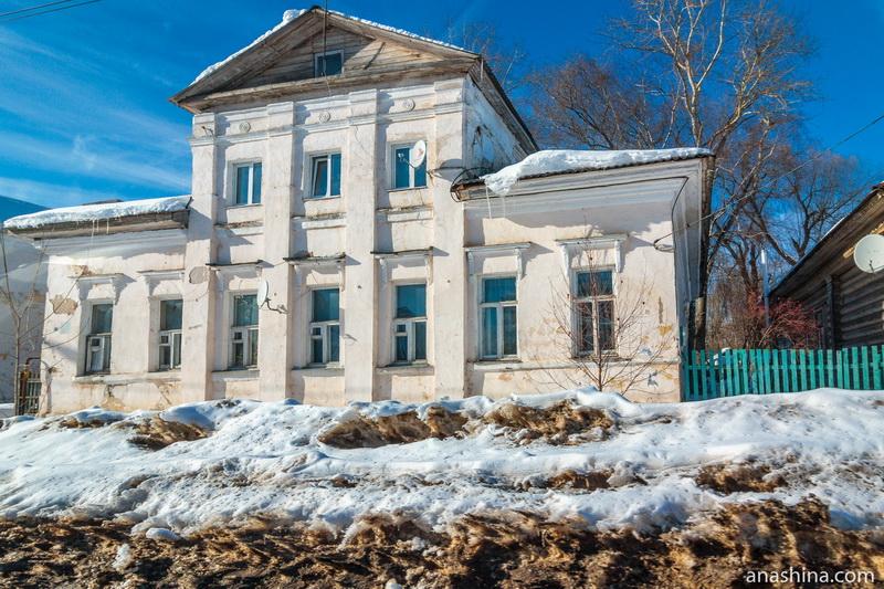 Старинный дом, Ростов Великий