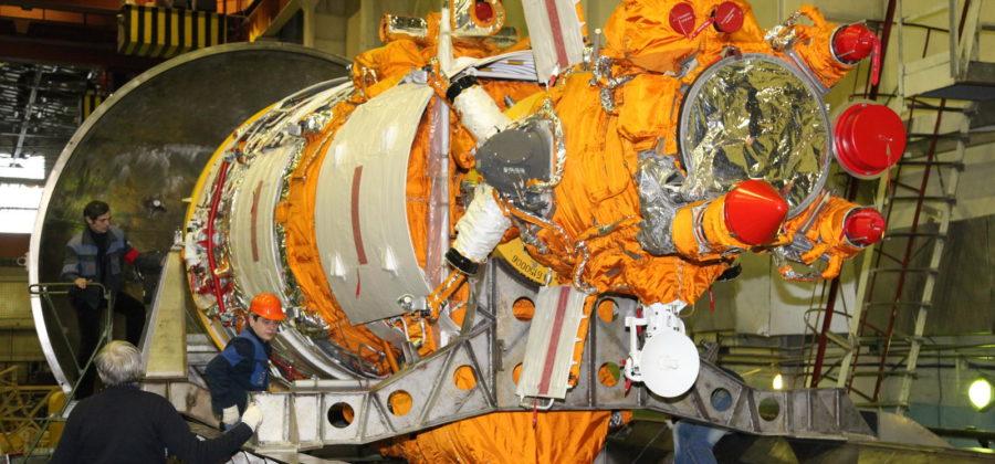 «Одежда» для космического аппарата. Интервью с Викторией Камиллери