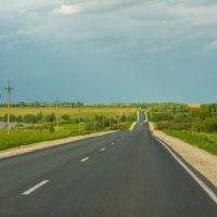 Дорога из Москвы в Суздаль через Александров и Кольчугино по Владимирскому ополью