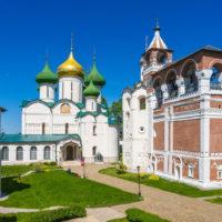 Спасо-Евфимиев монастырь в Суздале и его тайны