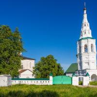 Храмовый комплекс в Кидекше: у истоков белокаменного зодчества Руси