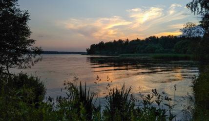 Михалёво: самое красивое место на Пестовском водохранилище в Подмосковье