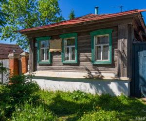 Дом Бальзаминова, Суздаль