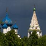 Поездка в Суздаль: церкви, монастыри, старинные дома