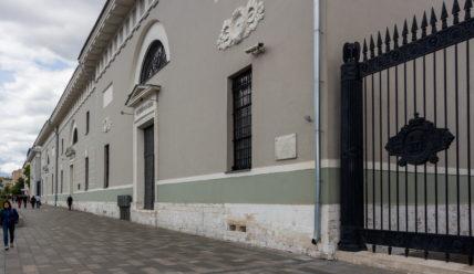 Музей Москвы в зданиях бывших Провиантских складов. Мой отзыв