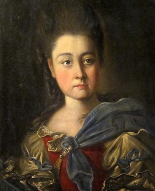 Варвара Ивановна Прозоровская