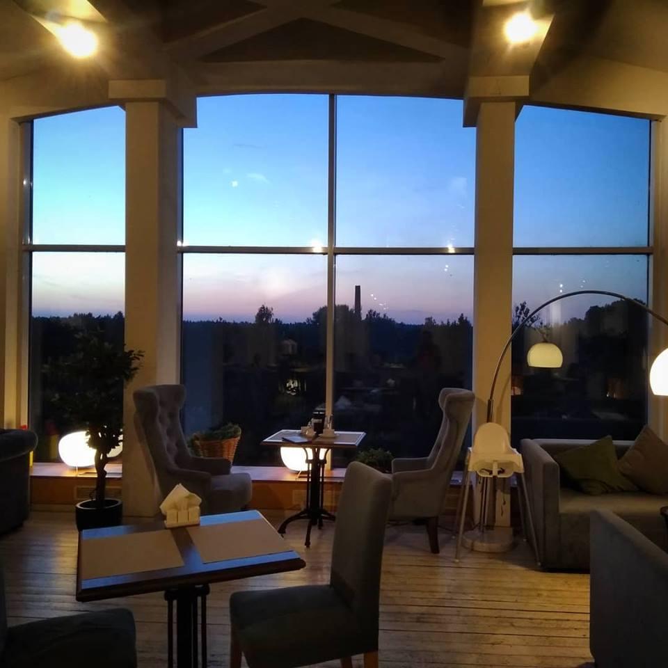 Панорамный бар «Мезонин»