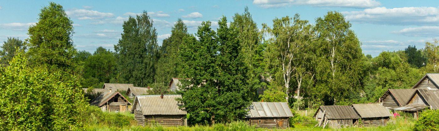 Москва — Тверь — озеро Мстино