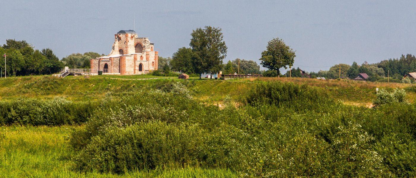 Откуда есть пошла Земля Русская: Рюриково Городище в Великом Новгороде