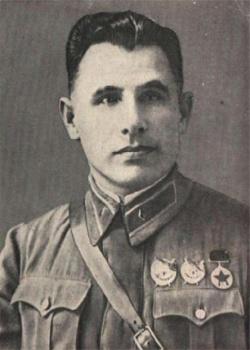 Иван Сидорович Лазаренко