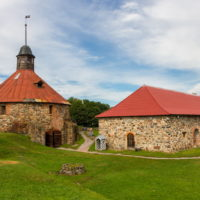 Крепость Корела в Приозерске: история, архитектура, узники, музеи