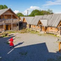 Музей живой истории «Стрелецкий острог» в Берёзове