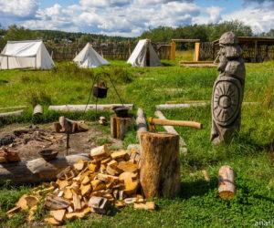 Музей живой истории эпохи викингов Бьоркагард