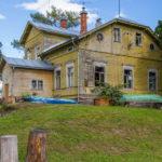 Место ссылки адмирала Петера фон Сиверса: усадьба Пукинниеми в Берёзово