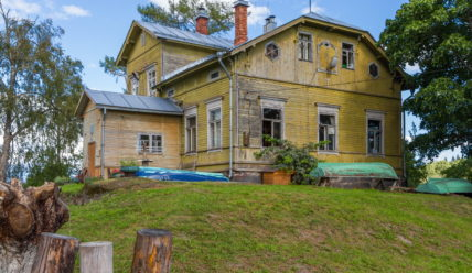 Усадьба Пукинниеми в Берёзово: место ссылки адмирала Петера фон Сиверса