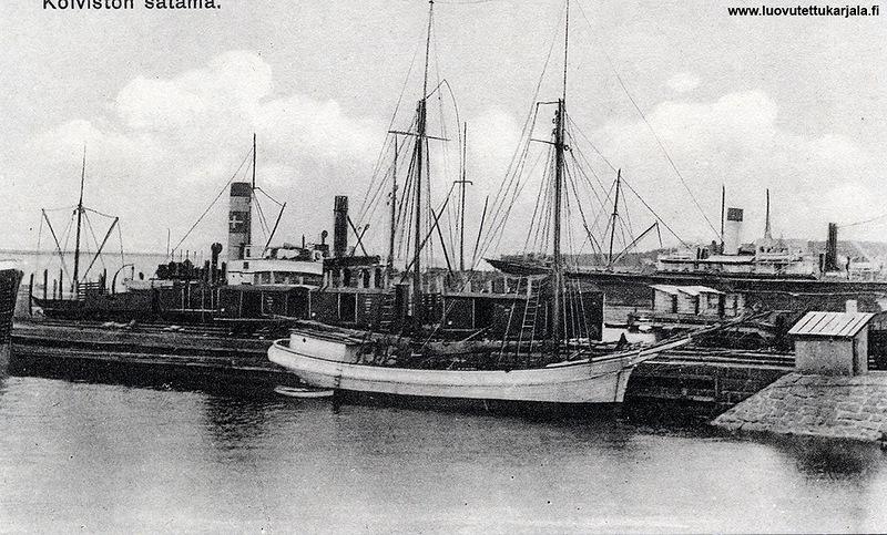 Порт в Койвисто