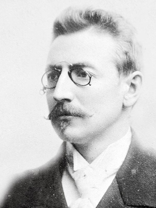 Доктор Густав Йоханнес Винтер