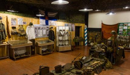 Военно-исторический музей имени полковника А.Л.Бондарева, Сортавала