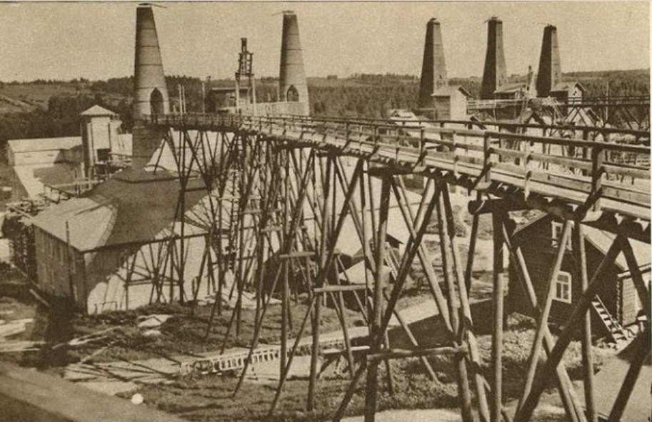 Мраморно-известковый завод