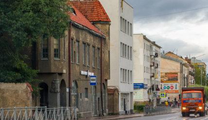 Старинный город Сортавала