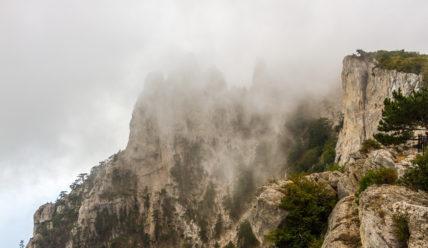 Поездка на Ай-Петри, к Серебряной беседке и на водопад Учан-Су