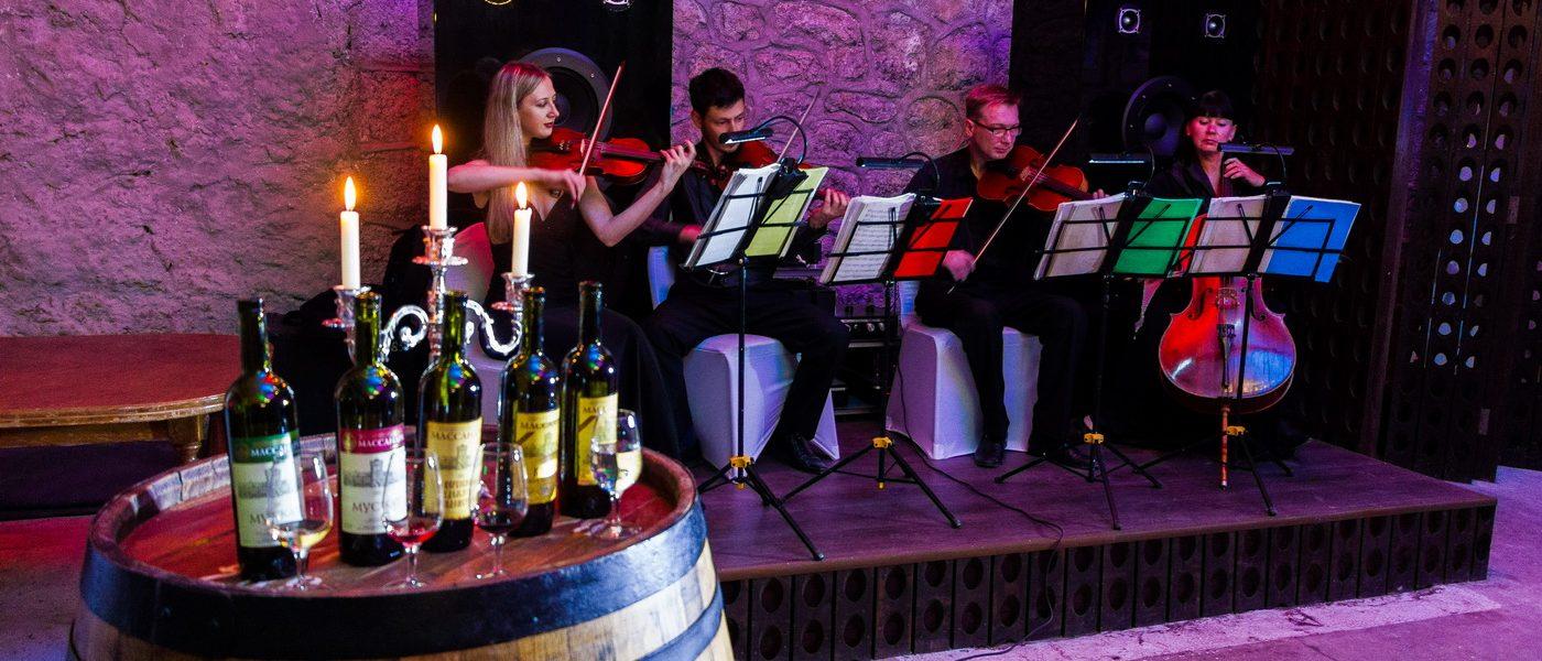Винодельческий завод «Массандра» и винный тур «МузыКагорИМускат»