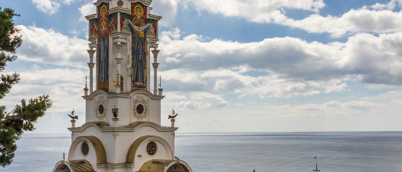 Храм-маяк Николая Мирликийского и Музей катастроф на водах в Малореченском