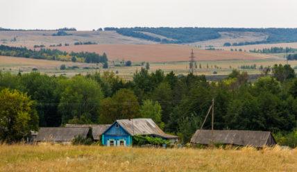 История и красоты села Пыховка в Воронежской области