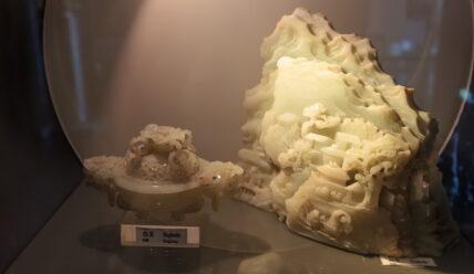 Нефрит — царь камней в Китае