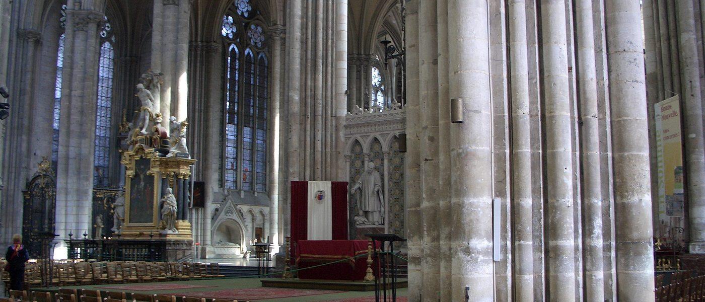 Великолепие готики: Амьенский собор и его святыни