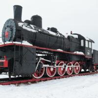 Музей «Паровозы России» в Нижнем Новгороде