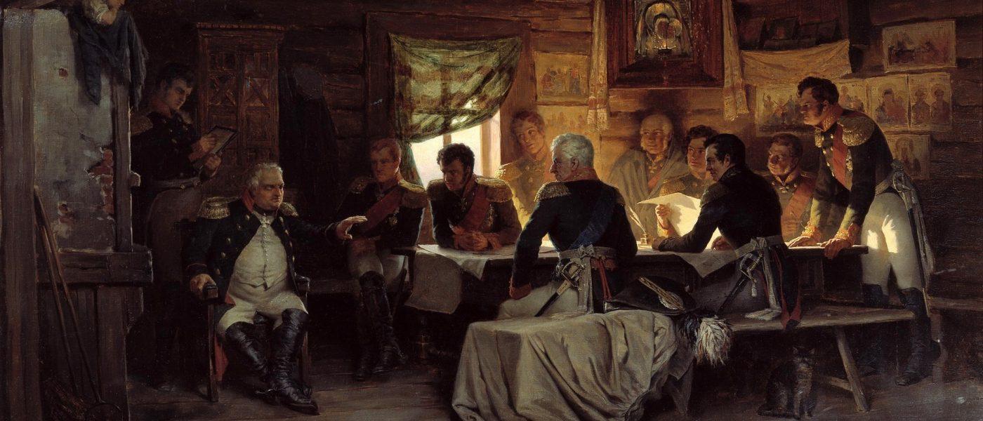 Кутузовская изба в Филях: «…пожертвую собой и для блага Отечества приказываю отступить»