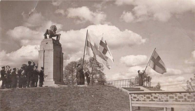 Памятник независимой Финляндии, Выборг