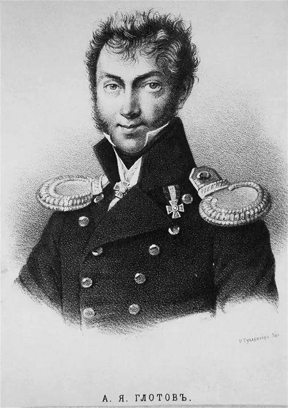 Александр Яковлевич Глотов