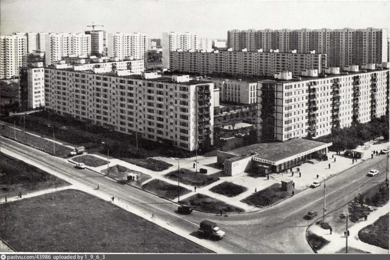 Микрорайон Орехово-Борисово Северное, Москва