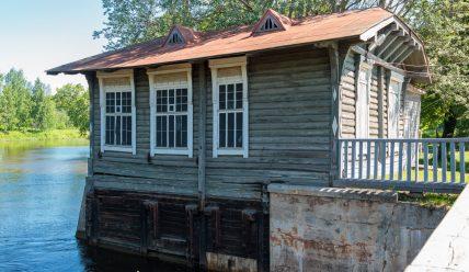 История Мариинской водной системы (Волго-Балтийский канал) и музей «Водные пути Севера» в Вытегре