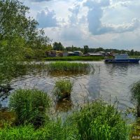 Поездка на Иваньковское водохранилище, в ВМК «Глобус»