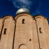 Восставшая из пепла: церковь Спаса на Нередице в Великом Новгороде