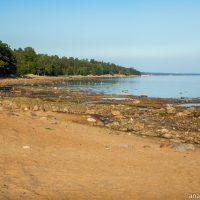 Финский залив Балтийского моря в Зеленогорске