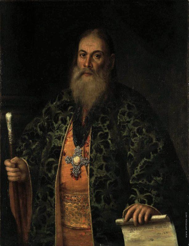 Фёдор Яковлевич Дубянский