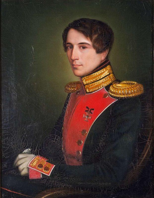 Николай Васильевич Зиновьев