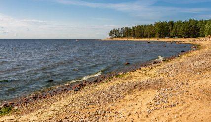 Мыс Флотский: живописное место на северном побережье Финского залива