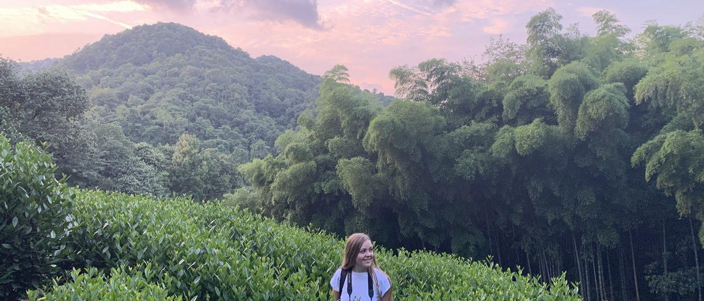 Автор ютуб канала «Немного о Китае и китайском» Надежда Григорьева рассказывает о Ханчжоу