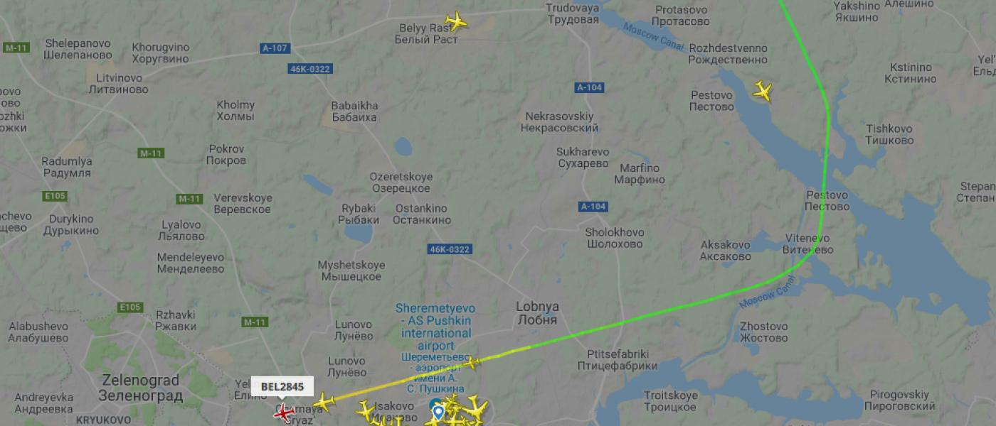 Какую свинью подложил аэропорт Шереметьево жителям Лобни и других населенных пунктов