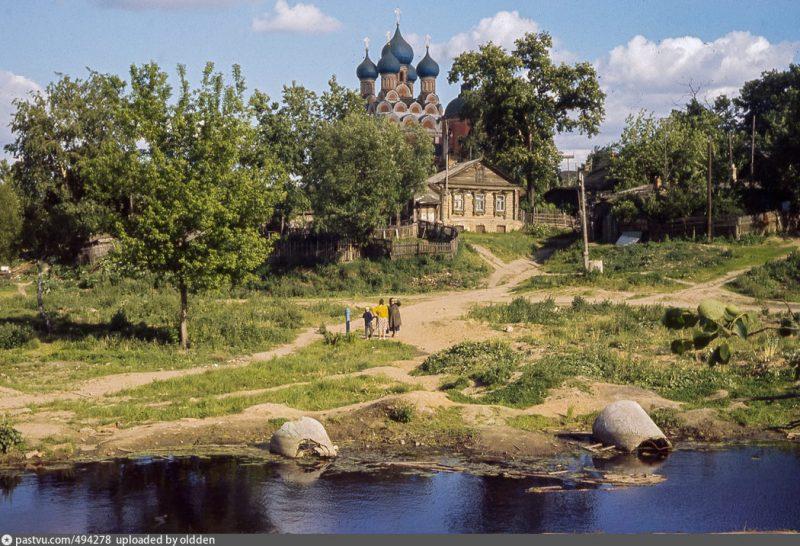 Село Алексеевское, Москва