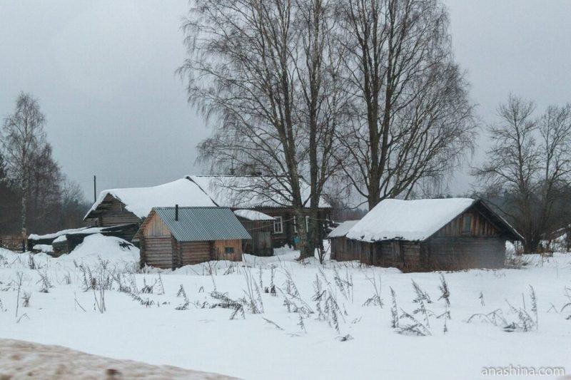 Где-то по дороге из Вологды в Вытегру